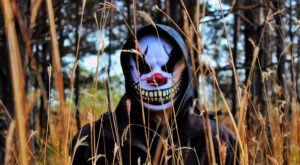 Escape Terrifying Clowns And Ghostly Creatures At New Jersey's Scariest Haunted House