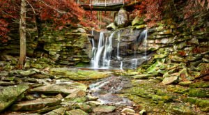 West Virginia's Elakala Falls Was Just Named One Of The Most Breathtaking Waterfalls In America