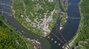 Harpers Ferry, West Virginia Is Being Called One Of The Best Small Town Vacations In America