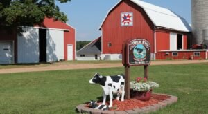 The Barn Quilt Capitol Of The World Is Tucked Into Wisconsin