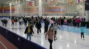 Ice Skate With The Fastest On Earth At Wisconsin's Pettit National Ice Center