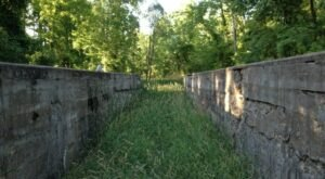 Lonesome Lock Near Cleveland Is An Abandoned Canal Era Site… And A Place Of Legend