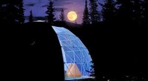 Sleep Under A Sky Dome At Montana's Newest Bucket List Resort