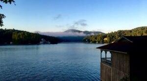 Discover A Pristine Paradise When You Visit Georgia's Lake Rabun