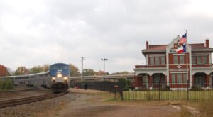 Ride The Amtrak Through The Heartland Of Texas For Just $37