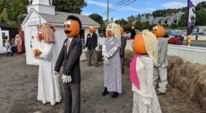 Pumpkintown USA In Connecticut Is A Classic Fall Tradition