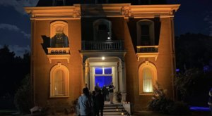 Play A Part In An Immersive Horror Experience At Phillip's Mansion In Southern California