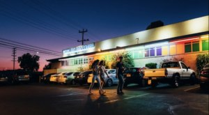 Retro Fun Awaits At Moonlight Rollerway, An Old-School Roller Rink In Southern California