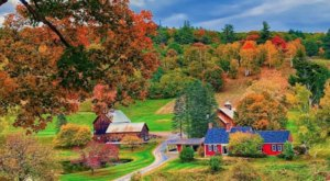 Sleepy Hollow Farm In Vermont Is A Classic Fall Tradition