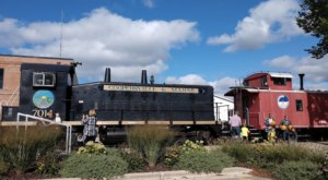 The Coopersville And Marne Pumpkin Train Ride In Michigan Is Scenic And Fun For The Whole Family