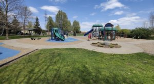 Frog Hollow Boundless Playground Is One Of The Best Places For A Family Outing In Michigan