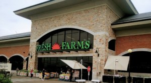 The Exotic Fresh Farms International Market In Illinois Sells Soda And Snacks From All Over The World