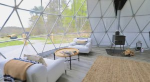 These Dome Houses In Maine Will Make You Feel Like You've Traveled To Scandinavia