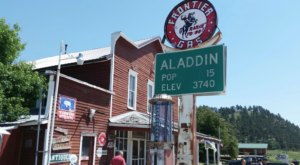 A Trip To One Of The Oldest General Stores In Wyoming Is Like Stepping Back In Time