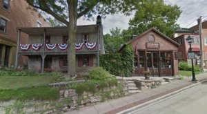 Take A Tour Of The Historic And Haunted Dowling House In Illinois This Spooky Season