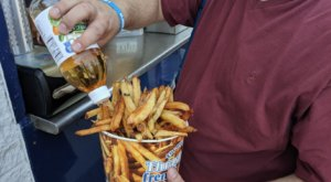 Thrasher's Fries May Be The Most Iconic Side Dish In Delaware – And They're Available Year-Round