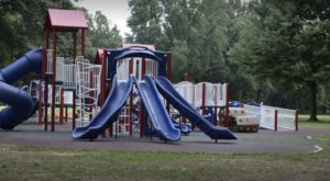 The New Jersey Playground That's Rumored To Be Haunted