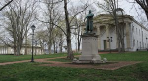 This Fall, Tour Kentucky's Old Capitol Building In Frankfort, One Of The Most Notoriously Haunted Sites In The State