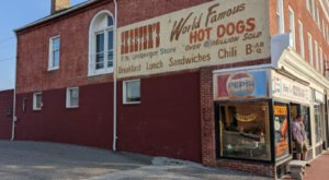 This Unsuspecting Virginia Eatery Has Been Serving Up World Famous Hot Dogs Since 1925