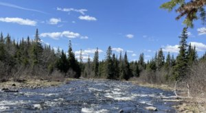 With River Views And Wetlands, This New Hampshire Trail Offers A Journey Through The Most Beautiful Landscape