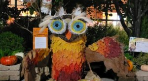 Check Out Whimsical Scarecrows At Scarecrows In The Garden, A Family-Friendly Fall Event At The Minnesota Landscape Arboretum