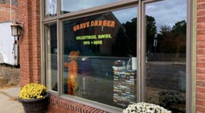 Revisit The '80s And '90s At Grave Danger, The Most Nostalgic Store In Michigan