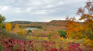 With Hills That Soar 1,600 Feet Above The Surrounding Landscape, Maplewood State Park Is One Of Minnesota's Best Spots To See Fall Leaves