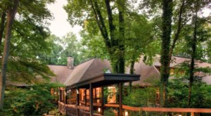 Head To The Inn At Honey Run For A Stunning Getaway In Ohio's Countryside