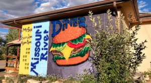This Riverfront Diner In Montana Has Been Serving Decadent Comfort Food For Decades