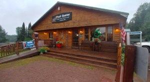 Follow The Gunflint Trail To Reach The Trail Center Lodge, A Minnesota Traveler's Favorite Restaurant Since 1938