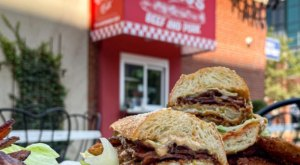 With An Entire Menu Of Famous Toasted Subs, Wario's Beef And Pork Might Just Be The Best Sandwich Shop In Ohio