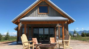 This Converted Barn Is Now A Luxury Lakeside Rental In Montana, And You'll Love It
