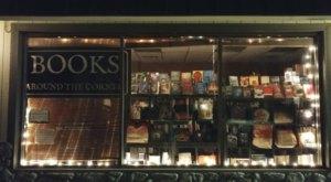 It's Halloween All Year Long At Books Around the Corner In Gresham, Oregon