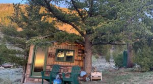 An Overnight Stay At This Secluded Cabin In Wyoming Costs Just $125 A Night And Will Take You Back In Time