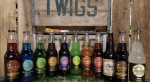 The Exotic Twig's Beverage In Wisconsin Sells Soda You Won't Find Anywhere Else