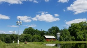 South Of Cleveland, Oenslager Nature Center Is A Destination That's Pure Magic