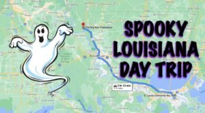 This Creepy Day Trip Through The Spookiest Places In Louisiana Is Perfect For Fall