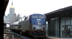 You Can Ride The Amtrak All The Way Through Connecticut For Just $10