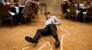 Eat A 4-Course Meal While Solving A Murder At Hilton Garden Inn In New York