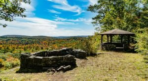 Dennis Hill Gazebo Loop Is An Easy Hike In Connecticut That Will Lead You Someplace Unforgettable