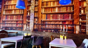 Enter The Wizarding World At This Harry Potter Themed Halloween Pop-Up Bar In Texas