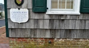Hundreds Of Maritime Artifacts Are On Display At The Cannonball House In Delaware