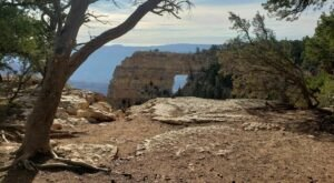 There's Nothing Quite As Magical As The Natural Arch You'll Find At Cape Royal In Arizona