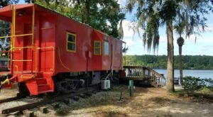 The Most Unique Campground In South Carolina That's Pure Magic