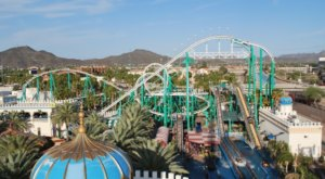 A Vintage Amusement Park Open Since 1976, Castles 'N Coasters In Arizona Is Fun For The Whole Family