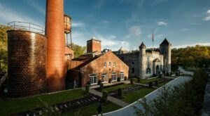 Visit Kentucky's Castle Distillery That Is The Perfect Blend Of Taste And History