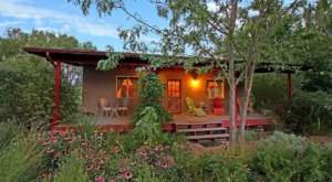 An Overnight Stay At This Secluded Cabin In Arizona Costs Less Than $110 A Night And Will Take You Back In Time
