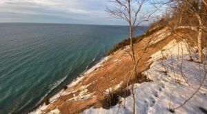 The Clay Cliffs Loop In Michigan Takes You From The Woods To The Water And Back