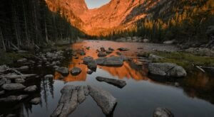 Colorado's Emerald Lake Trail Was Named One Of The Best National Park Hikes In The Country