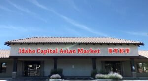 The Exotic Idaho Capital Asian Market In Idaho Sells Food And Snacks From All Over The World
